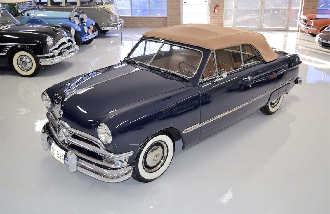 1950 Ford Custom Deluxe Classic Promenade