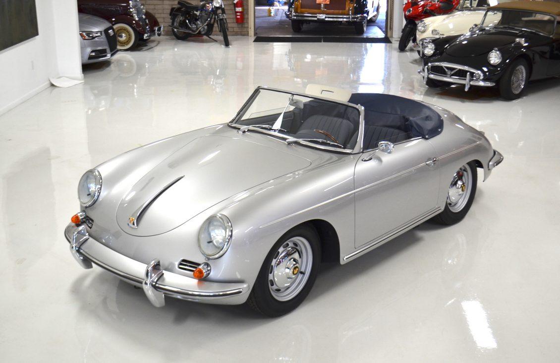 1960 Porsche 356 Roadster Classic Promenade