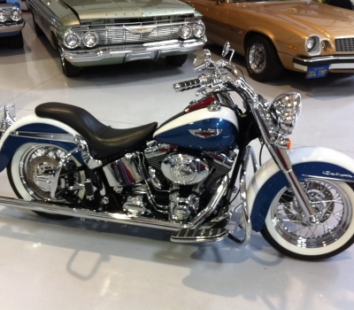 2005 Harley-Davidson, FLSTNI Softail Deluxe, One Owner!!