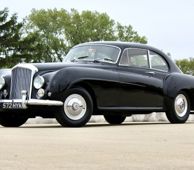 1954 Bentley R-Type Continental HJ Mulliner