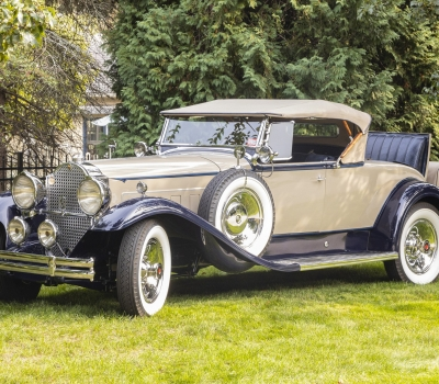 1931 Packard Model 840 Deluxe Eight Roadster
