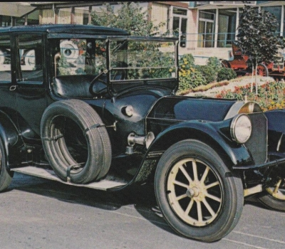 1913 Pierce-Arrow 48 Town Car