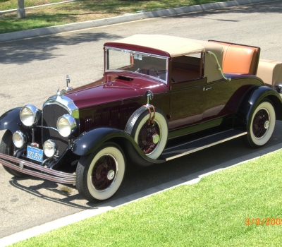 1928 Chrysler Series 80 Imperial Convertible Coupe