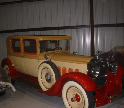 1928 Packard Custom Eight 443 Club Sedan