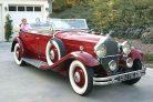 1931 Packard Custom Eight 840 Dual Cowl Phaeton