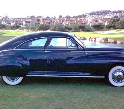 1947 Packard Custom Super Clipper, Club Sedan, 1 of 20 Extant, Gorgeous Restoration!