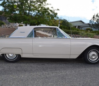 1962 Ford Thunderbird Coupe, Rust Free, Restored, Cruise and Enjoy!