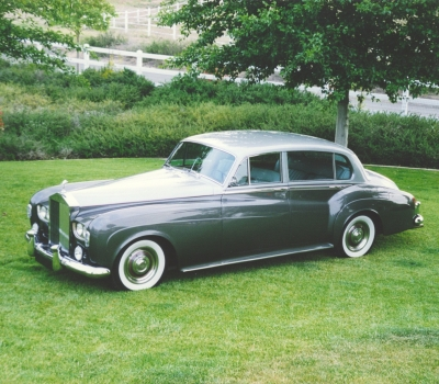 1964 Rolls-Royce Silver Cloud III LWB without Division
