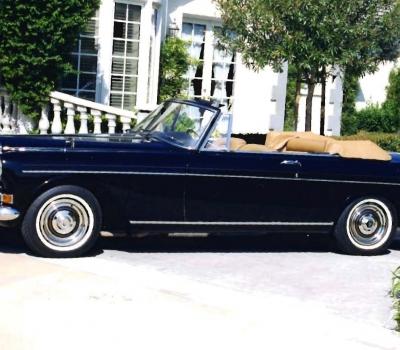 1964 Rolls-Royce Silver Cloud III Park Ward Drophead Coupe