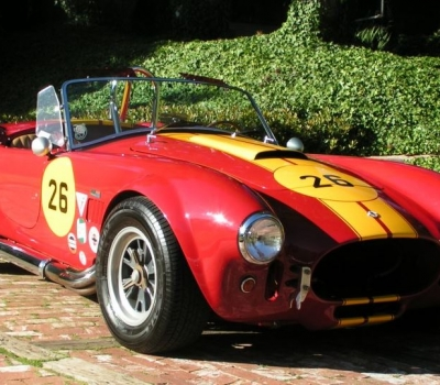 1966 AC Cobra replica, 600+HP 351, Race or Street, 5k Miles, One Celebrity Owner, Fast and Furious!