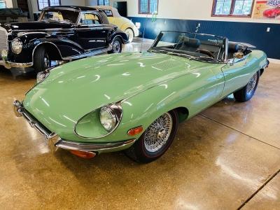 1969 Jaguar XKE Series II OTS Roadster