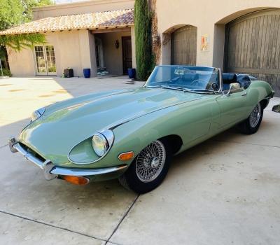 1970 Jaguar XKE Series II OTS Roadster