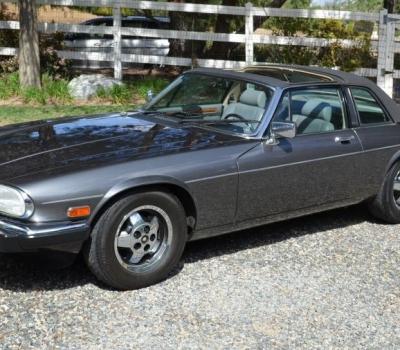 1987 Jaguar XJ SC, Cabriolet V12, Rare, 63k Miles, Needs TLC, Lovely!