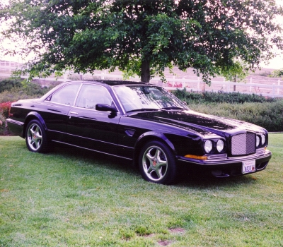 1998 Bentley Continental R, Mulliner Wide Body