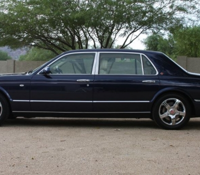 2002 Bentley Arnage R LWB, One of 11, 25k Miles, Loaded with Options, Gorgeous!!