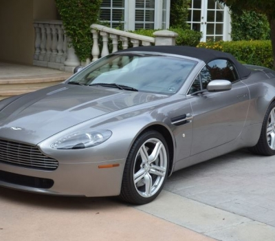2008 Aston Martin Vantage V8 Roadster, 14k Miles, Auto, Gorgeous!