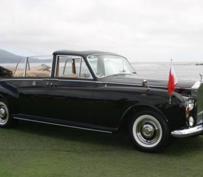 1966 Rolls-Royce Phantom V Park Ward State Laundelet