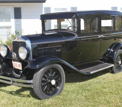 1930 Plymouth, Model 30-U Sedan, Survivor!!