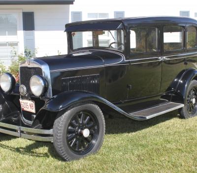 1930 Plymouth, Model 30-U Sedan, Survivor!!