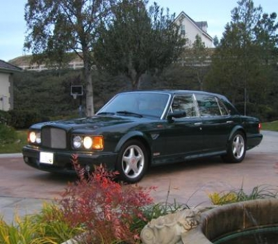 1998 Bentley Turbo RT, Mulliner Wide Body