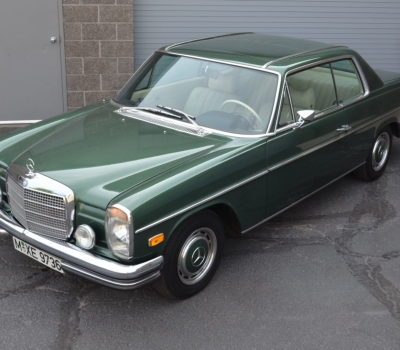 1969 Mercedes-Benz 250CE Coupe