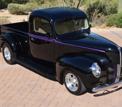 1940 Ford Custom Truck