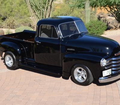 1951 Chevy Custom Pickup