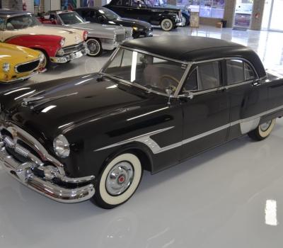 1953 Packard Derham Formal Sedan