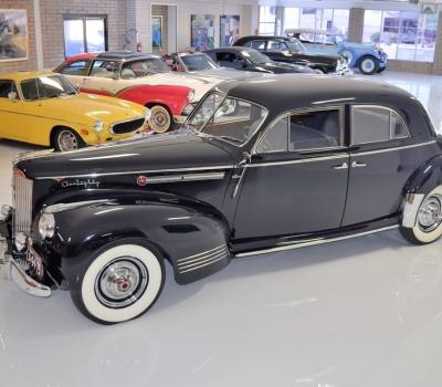 1941 Packard 180, LeBaron Sport Brougham, Award Winner