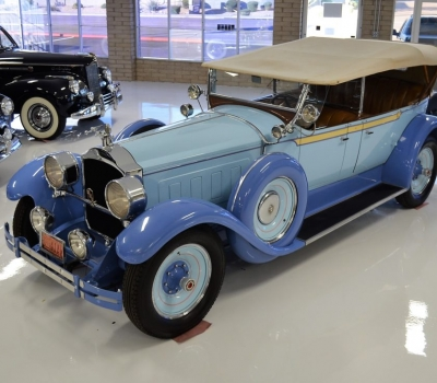 1928 Packard Custom Eight, Model 443,