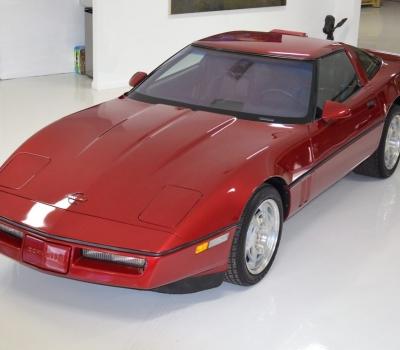 1990 Corvette ZR1