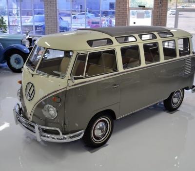 1958 Volkswagen 23 Window Microbus