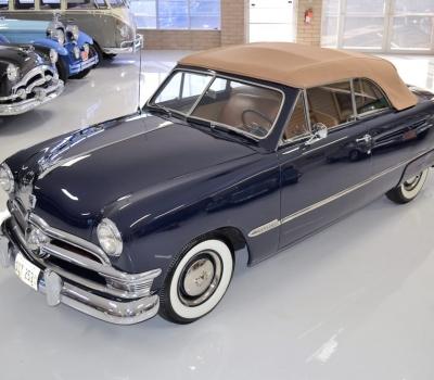 1950 Ford Custom DeLuxe