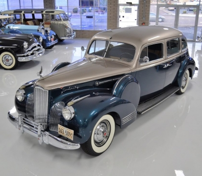 1941 Packard Super Eight 160 Sedan