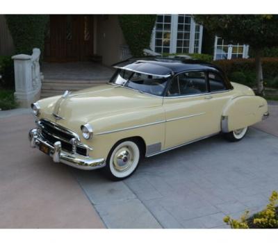 1950 Chevrolet Styleline Deluxe Coupe