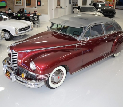 1946 Packard, Clipper Deluxe