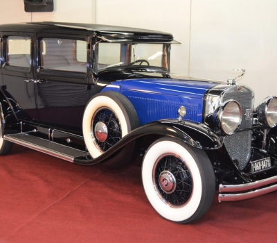 1930 Cadillac Sedan, Model 353