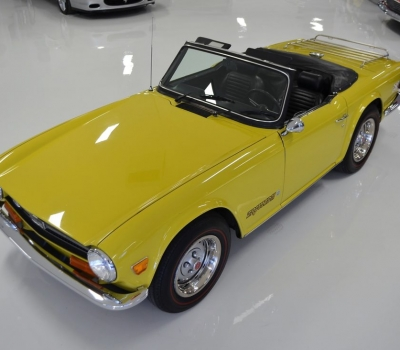 1973 Triumph TR6 Roadster