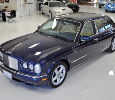2002 Bentley Arnage RL LWB
