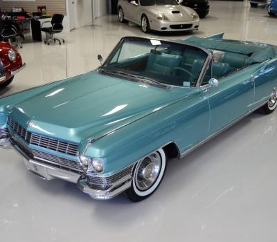 1964 Cadillac Eldorado Convertible