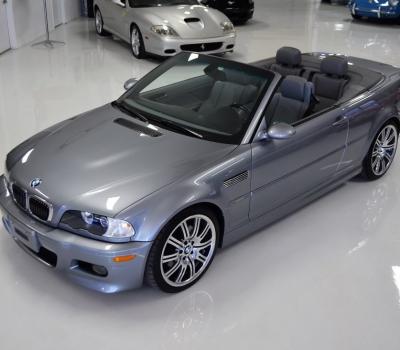 2006 BMW M3 Convertible
