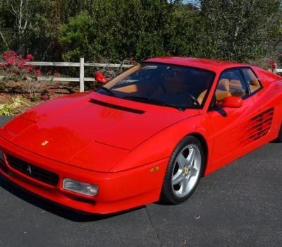 1992 Ferrari 512TR,
