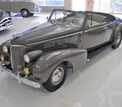 1938 Cadillac, Series 75 V-8