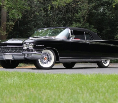 1960 Cadillac Eldorado Biarritz Convertible, Beautiful Restoration