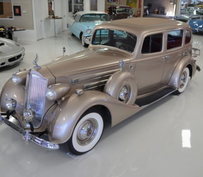 1937 Packard Twelve Touring Sedan