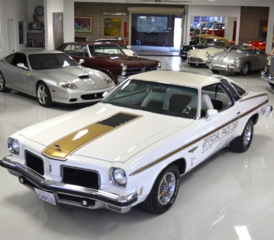 1974 Oldsmobile Hurst Cutlass