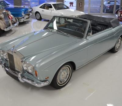 1969 Rolls-Royce Silver Shadow MPW DHC