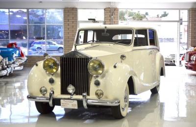 1951 Rolls-Royce Silver Wraith