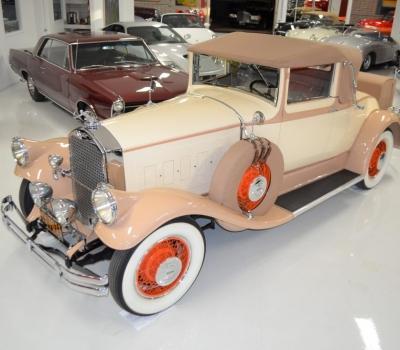 1929 Pierce-Arrow, Model 133 Eight