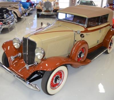 1933 Auburn Model 8-105